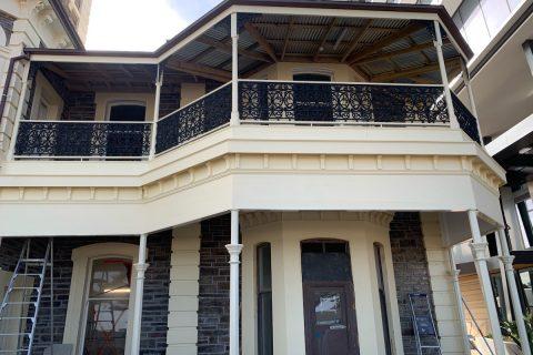 Glenelg restoration